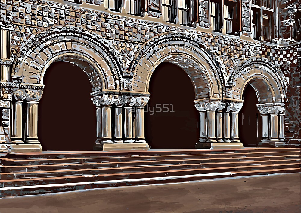 Harvard-Entrance to law school , c1900 by andy551