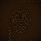 Celtic Fleur De Lis - No Spices by MsSLeboeuf
