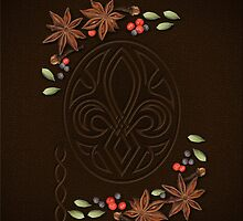 Celtic Fleur De Lis by MsSLeboeuf
