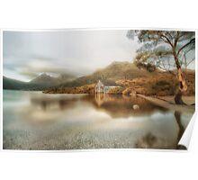 Dove Lake, Cradle Mountain, Tasmania Poster