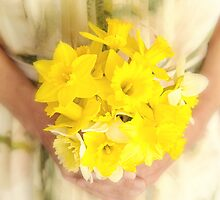 Spring Daffodils by Edward Fielding