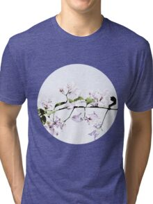 Bougainvillea Tri-blend T-Shirt