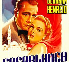 Casablanca by vintagecinema