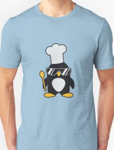 Cool Penguin Chef T-Shirt
