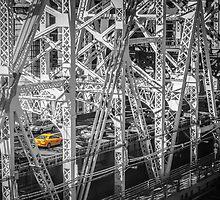 Queensborough Bridge by redtree