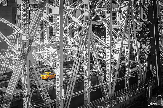 Queensborough Bridge by redtree
