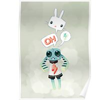 Bunny Doll Poster