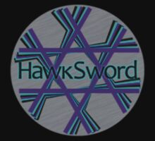HawkSword Small Logo by Eirys