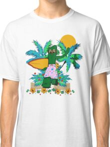 SURFING GUMBY Classic T-Shirt