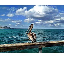 Lauderdale-by-the-Sea, Florida Photographic Print