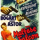 The maltese falcon by vintagecinema