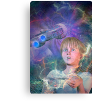 Master of the Universe Canvas Print