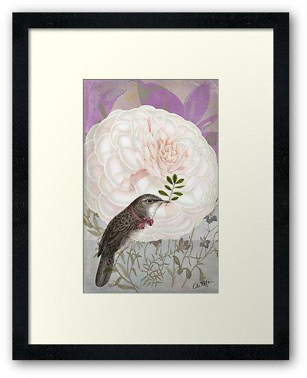 Springtime by Catrin Welz-Stein