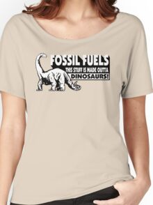 Fossil Fuel Women's Relaxed Fit T-Shirt