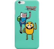 Nintendo Time iPhone Case/Skin
