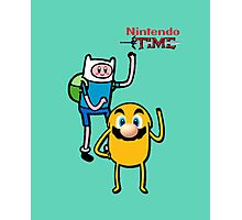 Nintendo Time Photographic Print
