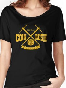 Coin Rush Women's Relaxed Fit T-Shirt