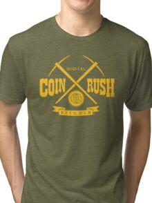 Coin Rush Tri-blend T-Shirt