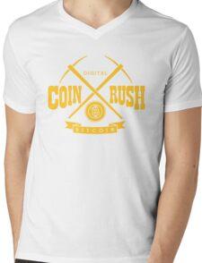 Coin Rush Mens V-Neck T-Shirt