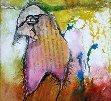 Cracks in my foundation-5 by Elizabeth Bravo
