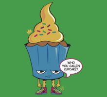 Cupcake with Attitude Kids Clothes