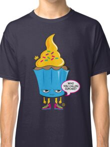 Cupcake with Attitude Classic T-Shirt