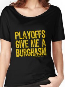 Burghasm Women's Relaxed Fit T-Shirt