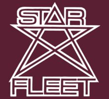 Star Fleet Logo by Buleste