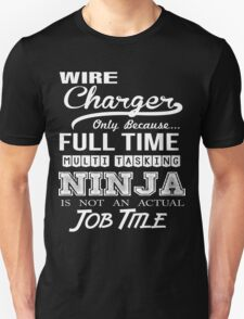 Wire Charger T-Shirt