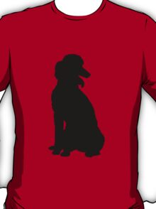 Poodle Silhouette T-Shirt