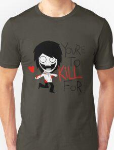 Jeff The Killer Loves You T-Shirt