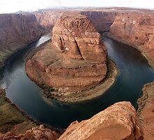 Horseshoe Bend by Jessica Shields