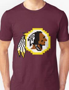 8Bit Redskins Tee - Esquire 3nigma Unisex T-Shirt