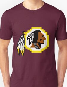 8Bit Redskins Tee - Esquire 3nigma T-Shirt