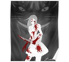 Hysteria Alice Poster