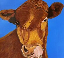 Calf2 by maggie326