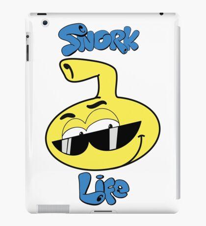 Snork Life iPad Case/Skin