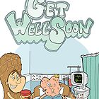 Get well soon by Jack Harrison