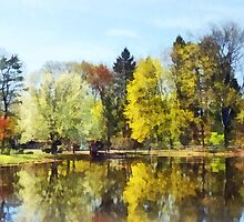 Spring in the Park by Susan Savad