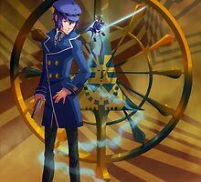 Detective of Fortune by CrackedFishtank
