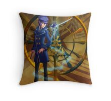 Detective of Fortune Throw Pillow