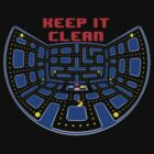 Keep it Clean by Nerd Gear