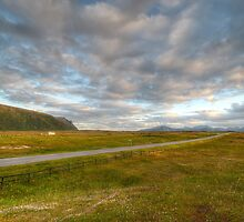 Road to clouds by DmiSmiPhoto