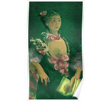 Madame de Pompadour Poster