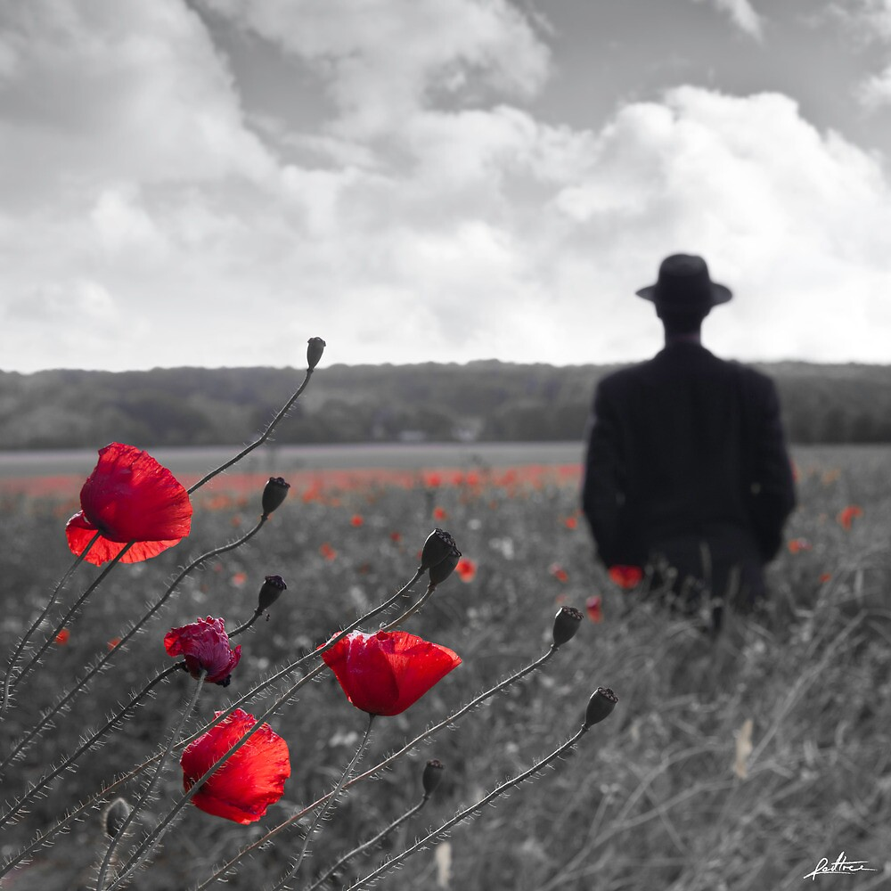 Remembrance by redtree