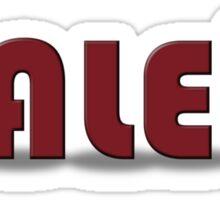 Paleo Sticker