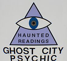 ghost city psychic by DylanLambries