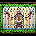 Stained Glass Window by rosaliemcm