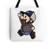 Bobby Singer: Super Winchester Bros. Tote Bag