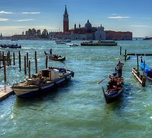 Bacino di San Marco by Tom Gomez